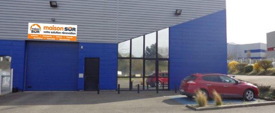 Nouvelle agence MaisonSûr à Rennes