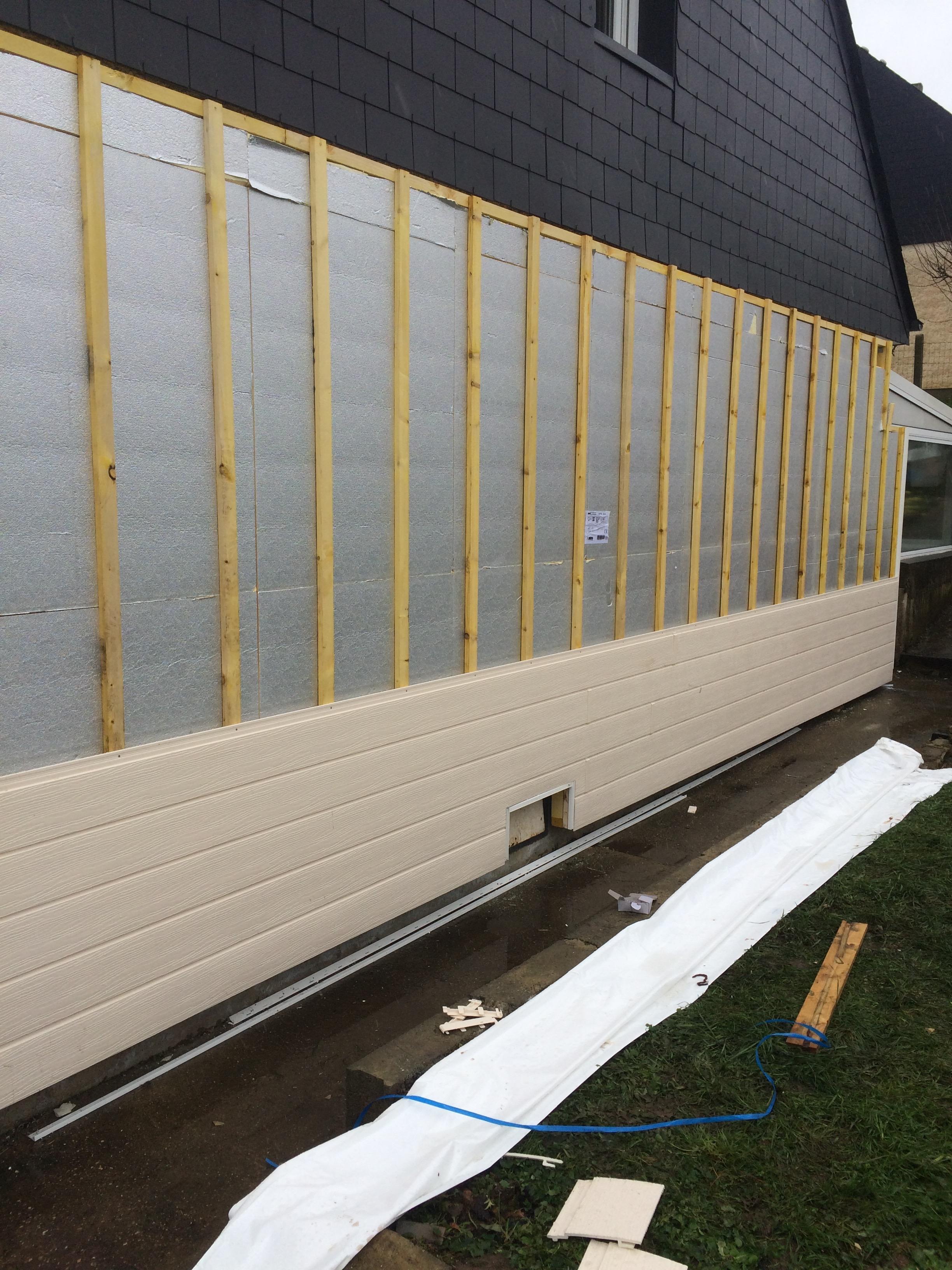 Isolation Mur Exterieur Renovation isolation des murs extérieurs - isolation - maisonsûr