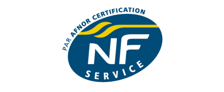 certification NF Service