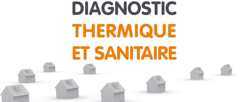 diagnostic thermique et sanitaire