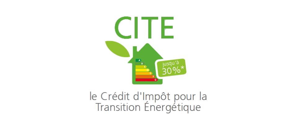 crédit d'impôt CITE