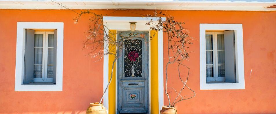 Choisir la couleur de peinture de la façade de sa maison