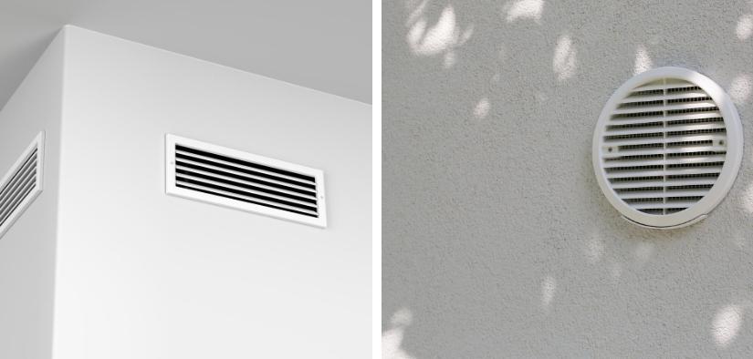 Les systèmes de ventilation pour la maison