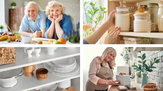 Sécuriser une cuisine pour senior
