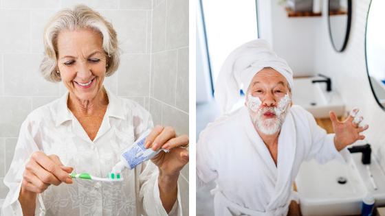 Les avantages de la douche PMR senior