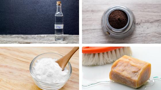 Produits et ingrédients naturels indispensables pour votre ménage