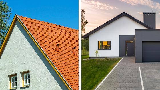 Nettoyage de toiture et ravalement de façade