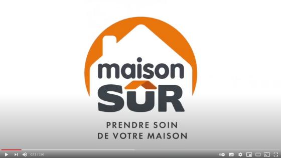Vidéo Youtube Interview expert MaisonSûr