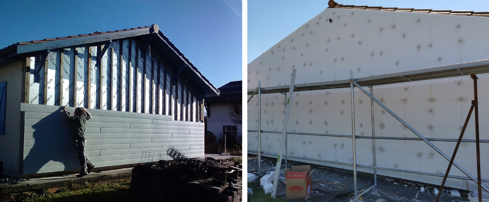 Tout savoir sur le bardage et l'isolation thermique extérieure de sa maison