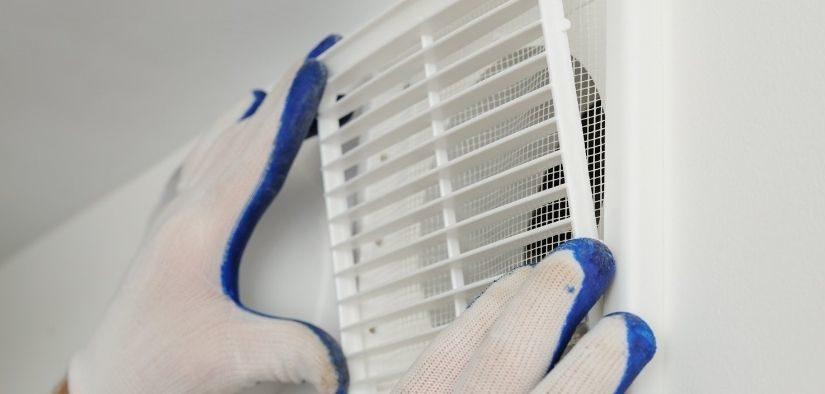 Entretien et nettoyage du systeme de ventilation de sa maison