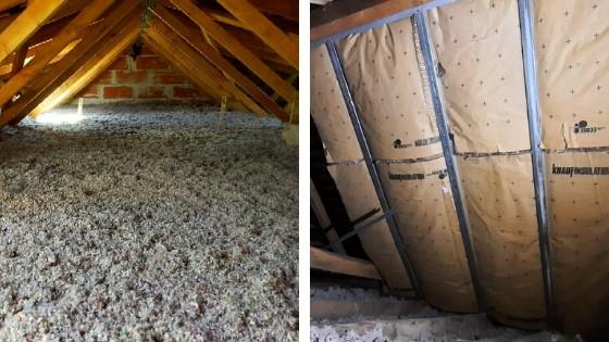 isolation des combles et isolation de toiture